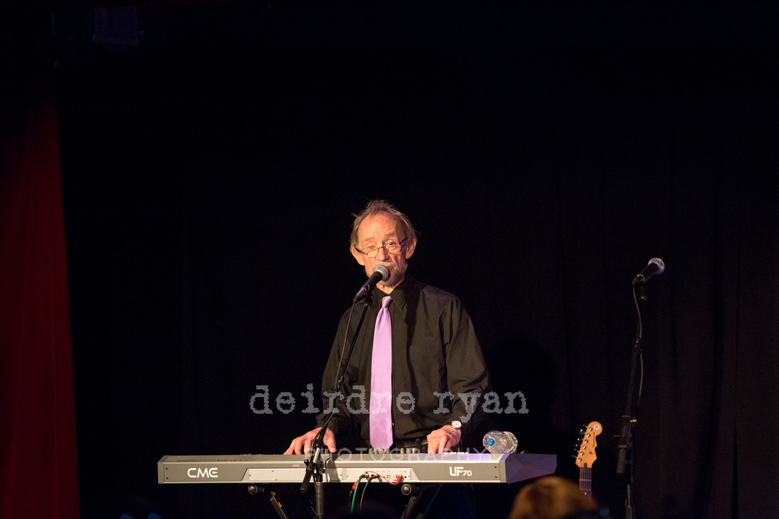 Peter Tork and Shoe Suede Blues photographed by Bordentown, NJ concert photographer, Deirdre Ryan Photography.