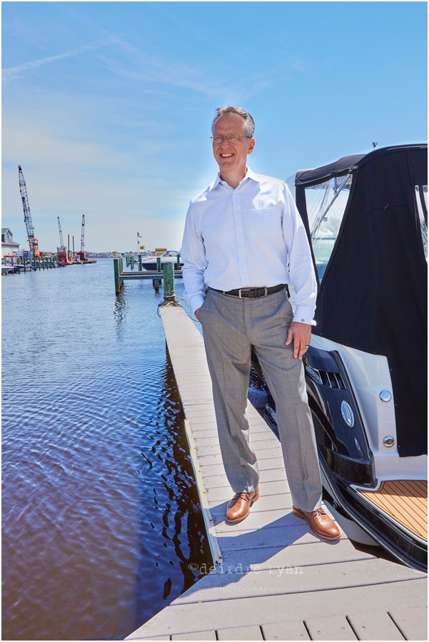 Douglas Bauerband of G. Douglas Financial Group in Toms River, NJ photographed by Deirdre Ryan Photography for Proactive Advisor Magazine.
