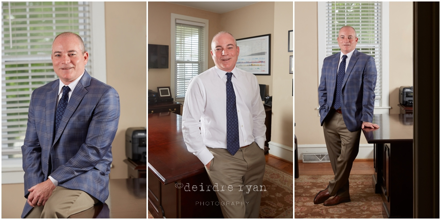 Haddon Financial Solutions, Proactive Advisor Magazine, Photo by Deirdre Ryan Photography, Editorial Photography, on location photography, Haddon, NJ,